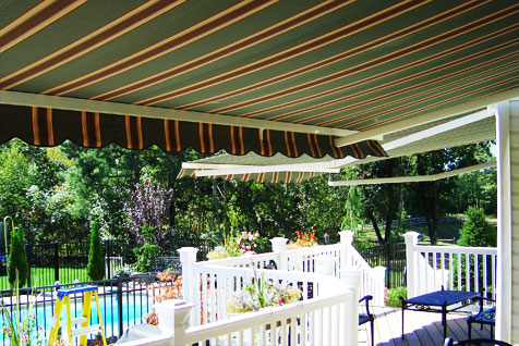 A History of Awnings